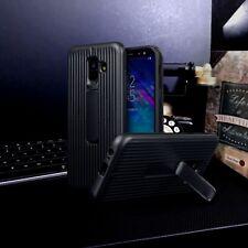 SAMSUNG GALAXY A6  2018  Rugged Ridge Bumper Case  BLACK Urban Element™