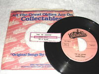 "Dobie Gray ""The In Crowd / Be A Man"" 45 RPM, 7"", +Jukebox Title Strip"