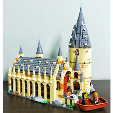 983 Pcs Harry Potter 75954 Wizarding World Hogwarts Great Hall New 2019 LeGo-E