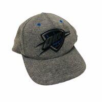 Oklahoma City OKC Thunder Mitchell & Ness Snapback Hat Cap