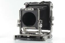 【Very Rare TOP MINT】 EBONY Ti SV45 TE Large Format Film Camera From Japan C084