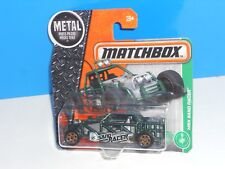 Matchbox 2017 Short Card Explorers Series #110 MBX Sand Racer Green