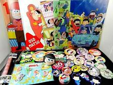 Osomatsu-san LOT of 34 Can Pin Badge Tapestry Keychain Clear File Anime Japan