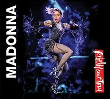 Madonna - Rebel Heart Tour [New CD] Explicit, With Blu-Ray