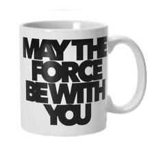 Kaffeebecher Star Wars - May the Force Tasse Star Wars - Möge die Macht Film