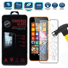 Genuine HD Tempered Glass Screen Protector For Nokia Lumia Microsoft 535 RM-1089