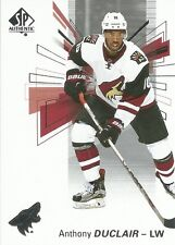 Anthony Duclair #83 - 2016-17 SP Authentic - Base