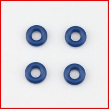 4 Pcs Fuel Injector Rubber Seal O-Ring 1280210796 Fits BMW E39 E52 M3 M5 Z8 E46