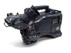 "Panasonic AJ-HPX3700 2/3"" P2 HD AVC Intra camcorder AJ-CVF100G color viewfinder"