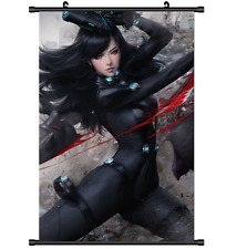 Anime Gantz Wand Poster Scroll Wohnambiente Cosplay 2920