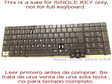 Single Key Replacement HP Compaq 8710P 8710W NW9440 NX9420 NX9440 K/B 399476-161