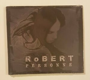 ROBERT : PERSONNE ♦ CD 3 TITRES - NEUF D'ORIGINE ♦ ex prod. myléne farmer