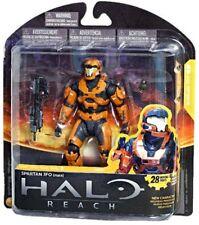 "Halo Reach Series 3 ""Rust Orange JFO"" Action Figure (Xbox 360/One) new MINT"