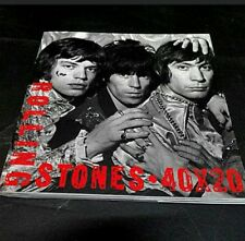 ROLLING STONES 40X20 BOOK MICK JAGGER KEITH RICHARDS