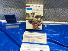 APPLE II SUPER SERIAL CARD~A2B0044~EMPTY BOX ONLY~FUN COLLECTABLE