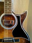 Davies Thinline Electro Acoustic Prototype - Awesome Metalwork - Luthier built for sale