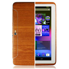 Skinomi Light Wood Full Body Skin+Screen Protector for Samsung Galaxy Note 10.1