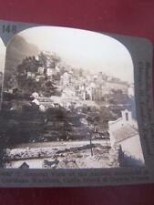 Stereo View Stereo Card - Corsica