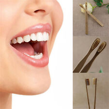 Environmental Soft Toothbrush Bamboo Oral Care Teeth Brushes Eco Medium Natural