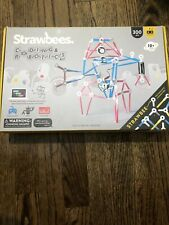 New Strawbees Coding & Robotics Kit 300 pcs Kid Child Programming Code Learner