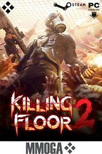 Killing Floor 2 Key KF2 STEAM Game Digital Download Code [DE][EU][PC][NEU]