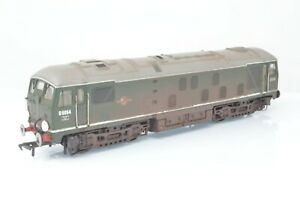 Bachmann OO Gauge - 32-426 BR Green Class 24 - Weathered - Boxed