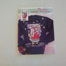 No-Sew Fabric Applique Bag of Fun #6969 Daisy Kingdom Iron-On