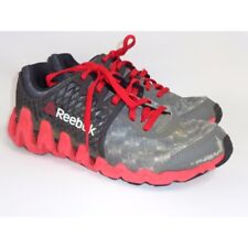 Reebok Zigtech Big & Fast Running Shoe (Little Kid/Big Kid) EU 38 US 6 v67450