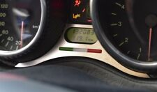 PLAQUE ALFA ROMEO GTV SPIDER 916 TB TWIN SPARK TURBO V6 3.2 JTS TURISMO VELOCE