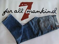 7 For All Mankind - Straight Leg - Light Wash - BNWT
