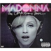 Madonna - Confessions Tour (Parental Advisory/Live Recording, 2007)