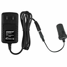 AC / DC Adapter to Car Charger For BELL 22-1-37000-8 7000 Tire Inflator Power