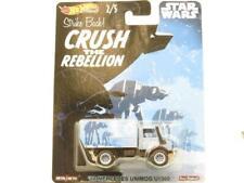 Hot Wheels Star Wars Real Riders Set of 2 Dlb45