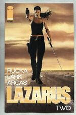 Lazarus #2-2013 nm IMAGE 1st Standard cover Greg Rucka