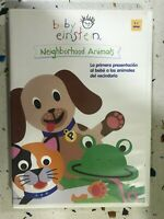 Baby Einstein DVD Neighborhood Animals The Walt Disney Company Am