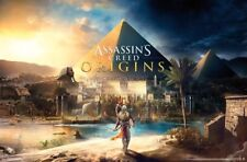 ASSASSINS CREED - ORIGINS POSTER - 22x34 - VIDEO GAME 16117