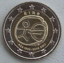 2 Euro Irlande 2009 10 ANS UEM unz