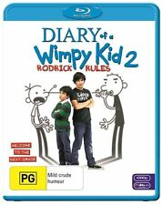 Diary Of A Wimpy Kid 2 (Blu-ray, 2011)