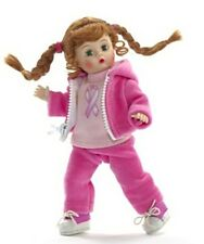 New Madame Alexander Wendy Walks For Cancer 8 inch doll