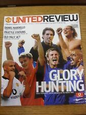 07/01/2003 Football League Cup Semi-Final: Manchester United v Blackburn Rovers