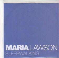 (EE538) Maria Lawson, Sleepwalking - 2006 DJ CD