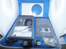 Motorola RAZR V3 Handy V 3 ohne Simlock Erste Ausgabe im Allubox SILBER Selten
