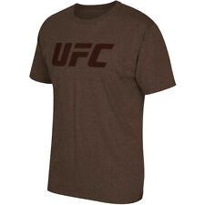 UFC 235 Tonal Logo T-Shirt - Macchiato