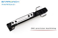 Barrowch Silber Aluminium Grafikkarte GPU ausziehbar Support - 367