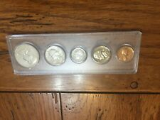 BEAUTIFUL 1961 USA 5 COIN PROOF SET