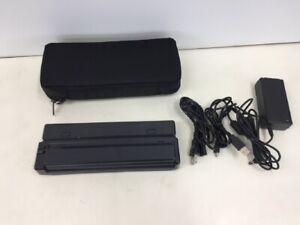 Brother A4 Mobile Thermal Printer PJ663 Bluetooth PocketJet w/PA-BT-600LI
