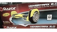 NEW Razor Hovertrax 2. Hoverboard Self-Balancing Smart Scooter Highlighter Green