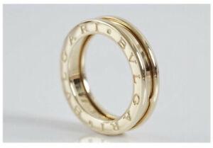 BVLGARI Ring B.ZERO1 aus 18 Karat Gelbgold mit Papieren