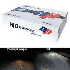 H7 35w HID Transformation Kit 6000k DC Fits Peugeot 3008 2.0 HDI Hybrid4