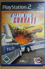 Ps2 Spiel, Alarm für Cobra 11